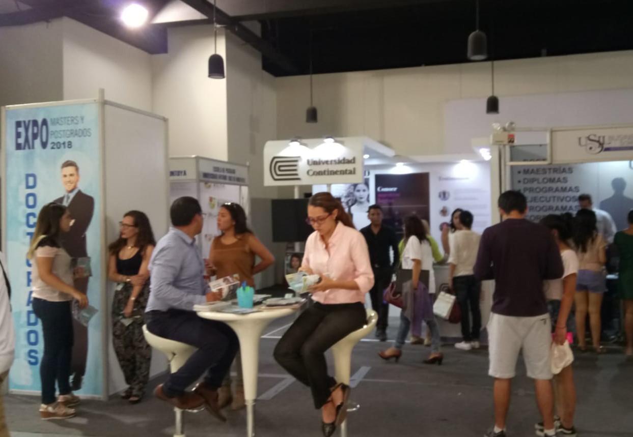 Expo Masters y Postgrados